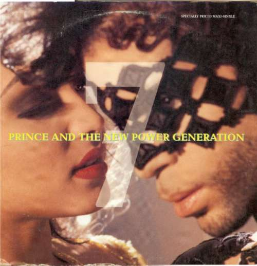 Cover Prince And New Power Generation, The - 7 (12, Maxi) Schallplatten Ankauf