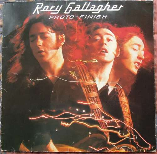Cover Rory Gallagher - Photo-Finish (LP, Album) Schallplatten Ankauf