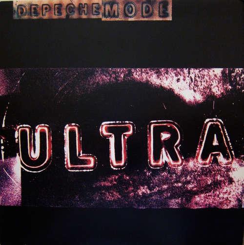 Cover Depeche Mode - Ultra (LP, Album) Schallplatten Ankauf