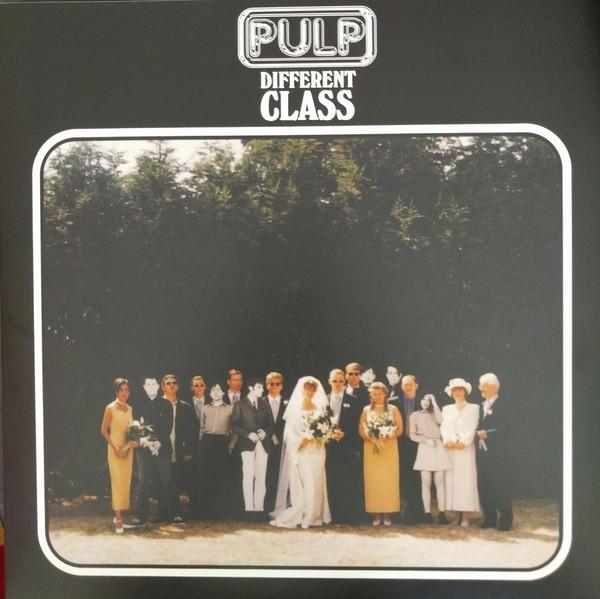 Bild Pulp - Different Class (LP, Album, RE) Schallplatten Ankauf