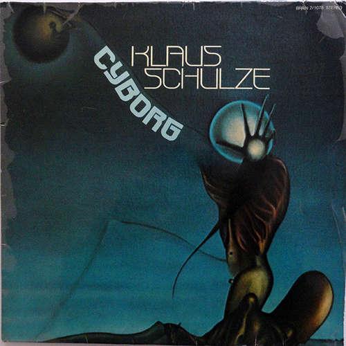 Cover Klaus Schulze - Cyborg (2xLP, Album, RE, Gat) Schallplatten Ankauf