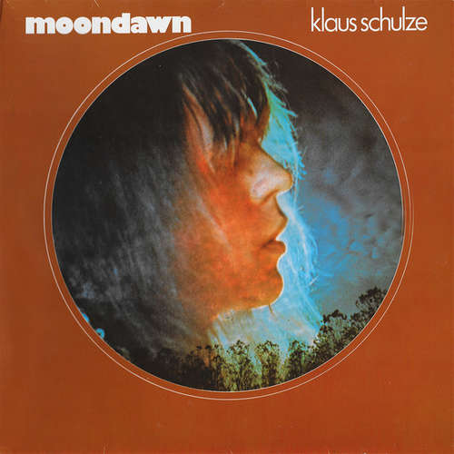 Cover Klaus Schulze - Moondawn (LP, Album, RE, Gat) Schallplatten Ankauf