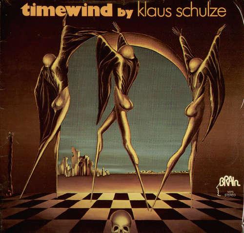 Cover Klaus Schulze - Timewind (LP, Album, RE, Gat) Schallplatten Ankauf