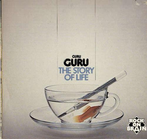 Cover Guru Guru - The Story Of Life (LP, Comp) Schallplatten Ankauf