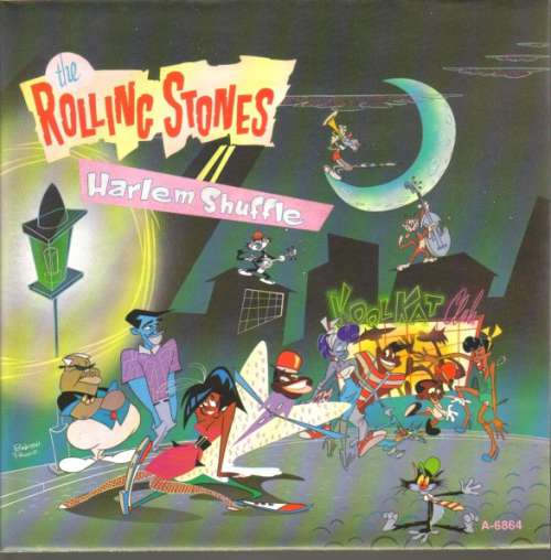 Cover The Rolling Stones - Harlem Shuffle (7, Single) Schallplatten Ankauf