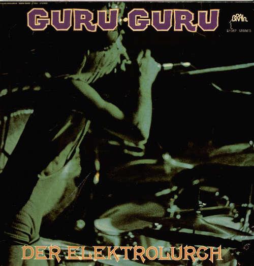Cover Guru Guru - Der Elektrolurch (2xLP, Comp) Schallplatten Ankauf