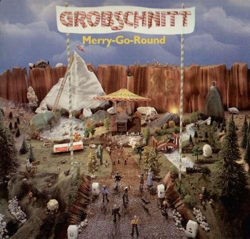 Cover Grobschnitt - Merry-Go-Round (LP, Album) Schallplatten Ankauf