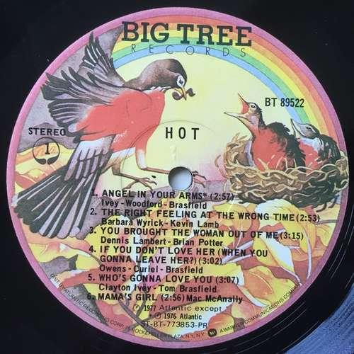 Bild Hot - Hot (LP, Album, Pre) Schallplatten Ankauf