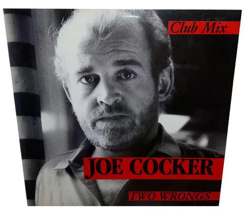 Bild Joe Cocker - Two Wrongs (Club Mix) (12, Maxi) Schallplatten Ankauf