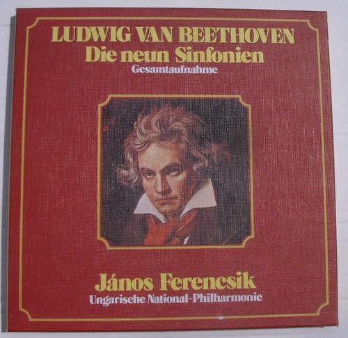 Bild Ludwig van Beethoven - János Ferencsik, Ungarische National-Philharmonie* - Die Neun Sinfonien (Gesamtausgabe) (6xLP, Album + Box) Schallplatten Ankauf