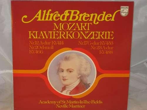 Bild Wolfgang Amadeus Mozart, Alfred Brendel - Klavierkonzerte (2xLP) Schallplatten Ankauf