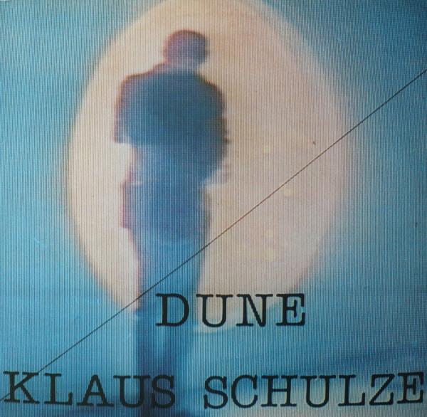 Cover zu Klaus Schulze - Dune (LP, Album) Schallplatten Ankauf