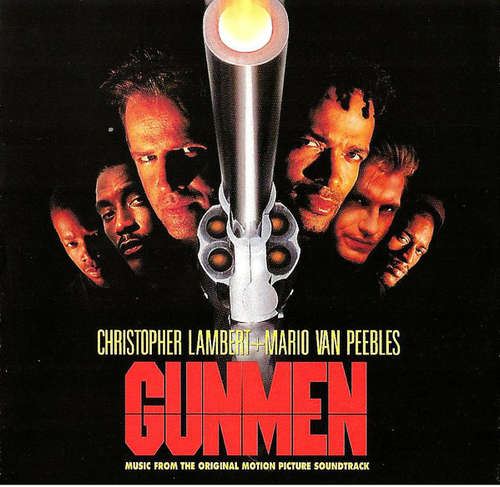 Cover Various - Gunmen (Music From The Original Motion Picture Soundtrack)   (CD, Album, Comp) Schallplatten Ankauf