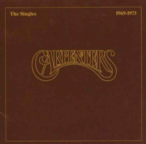 Cover zu Carpenters - The Singles 1969-1973 (LP, Album, Comp, Gat) Schallplatten Ankauf