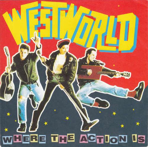 Bild Westworld (2) - Where The Action Is (7, Single) Schallplatten Ankauf