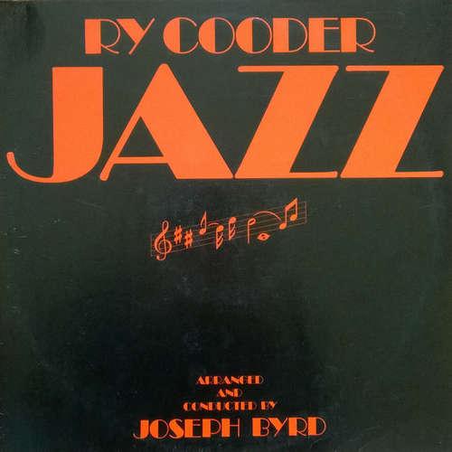 Cover zu Ry Cooder - Jazz (LP, Album, Pal) Schallplatten Ankauf