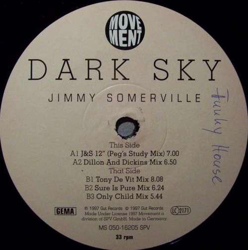 Bild Jimmy Somerville - Dark Sky (12) Schallplatten Ankauf
