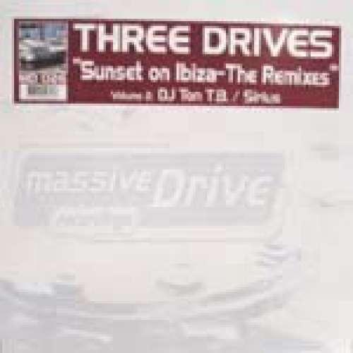 Bild Three Drives - Sunset On Ibiza (The Remixes Vol. 2) (12) Schallplatten Ankauf