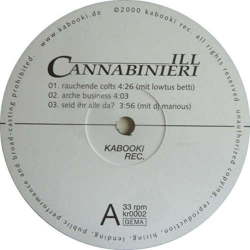 Cover Ill Cannabinieri - Rauchende Colts (12) Schallplatten Ankauf