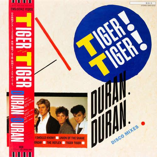 Cover Duran Duran - Tiger! Tiger! (12) Schallplatten Ankauf