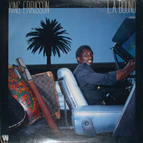 Cover King Errisson - L.A. Bound (LP, Album) Schallplatten Ankauf