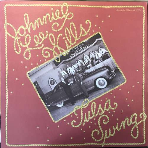 Cover Johnnie Lee Wills - Tulsa Swing (LP, Comp) Schallplatten Ankauf