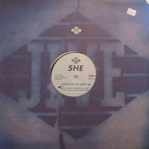 Bild SHE* - I Want You To Want Me (12, Maxi) Schallplatten Ankauf