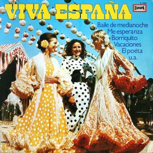 Cover José Nieto (2), Don Enrique Und Das Orchester Juan Pendrosa - Viva España (LP, Album) Schallplatten Ankauf