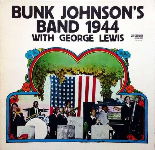 Bild Bunk Johnson's Band* With George Lewis (2) - 1944 (LP, Mono) Schallplatten Ankauf