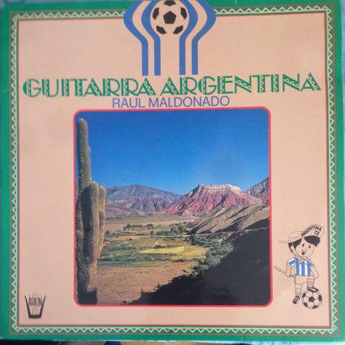 Bild Raul Maldonado - Guitarra Argentina (LP, Comp) Schallplatten Ankauf