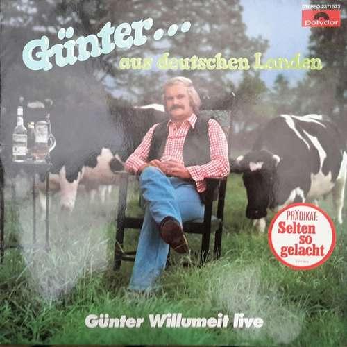 Bild Günter Willumeit - Günter... Aus Deutschen Landen (LP, Liv) Schallplatten Ankauf