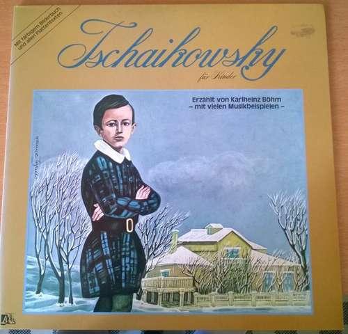 Cover zu Karlheinz Böhm - Tschaikowsky Für Kinder (LP, Album) Schallplatten Ankauf