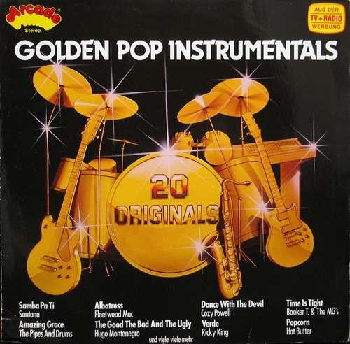 Cover Various - Golden Pop Instrumentals (LP, Comp) Schallplatten Ankauf