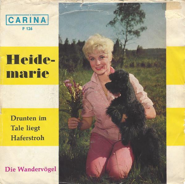 Bild Die Wandervögel - Heidemarie (7, Single) Schallplatten Ankauf