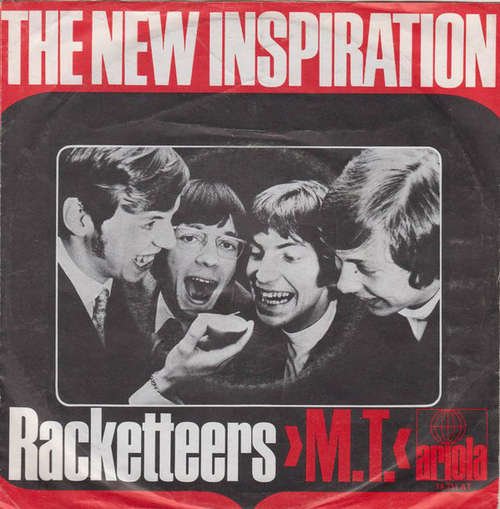 Cover The New Inspiration* - Racketteers / M.T. (7, Single) Schallplatten Ankauf