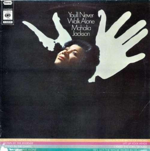 Cover zu Mahalia Jackson - You'll Never Walk Alone (LP) Schallplatten Ankauf