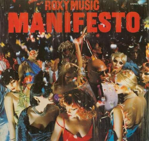 Bild Roxy Music - Manifesto (LP, Album) Schallplatten Ankauf