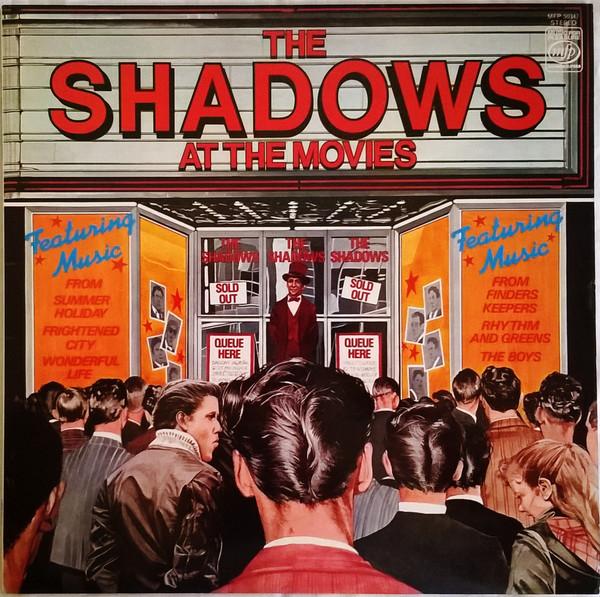 Bild The Shadows - The Shadows At The Movies (LP, Comp) Schallplatten Ankauf