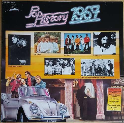 Bild Various - Pop History 1967 (LP, Comp) Schallplatten Ankauf