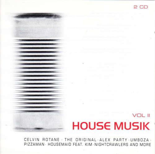 Bild Various - House Musik Vol. II (2xCD, Comp) Schallplatten Ankauf