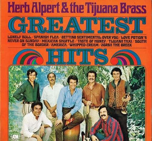 Bild Herb Alpert & The Tijuana Brass - Greatest Hits (LP, Comp, RE) Schallplatten Ankauf