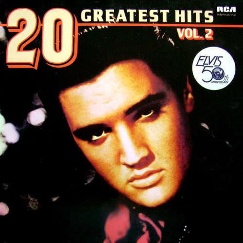 Cover Elvis Presley - 20 Greatest Hits Vol. 2 (LP, Comp, RE) Schallplatten Ankauf