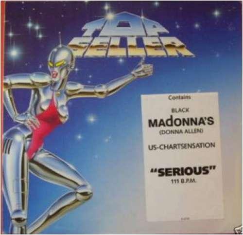 Bild Donna Allen - Serious (12) Schallplatten Ankauf