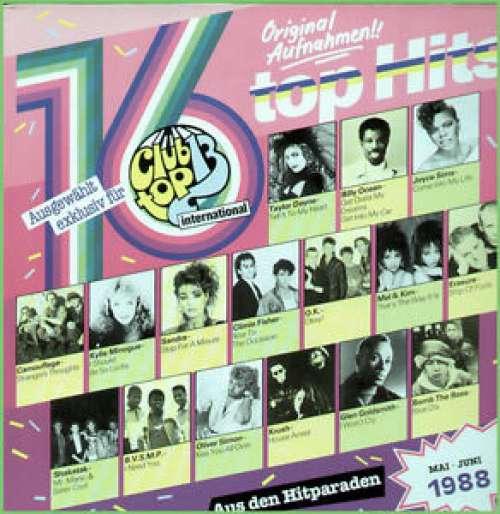 Bild Various - Die Internationalen Top Hits Mai/Juni 1988 (LP, Comp) Schallplatten Ankauf