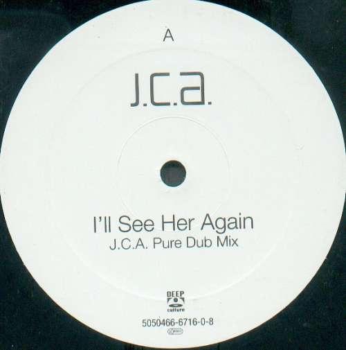 Bild J.C.A.* - I'll See Her Again (12) Schallplatten Ankauf