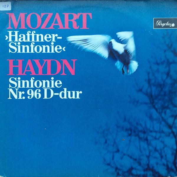 Bild Paul Paray, Detroit Symphony Orchestra - Mozart Haffner Sinfonie / Haydn Sinfonie Nr. 96 D-Dur (LP) Schallplatten Ankauf
