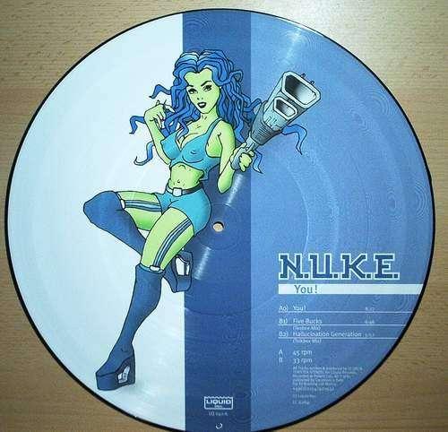 Bild N.U.K.E. - You! (12, Pic) Schallplatten Ankauf