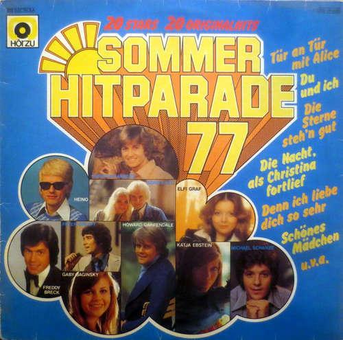 Bild Various - Sommer Hitparade 77 (LP, Comp) Schallplatten Ankauf