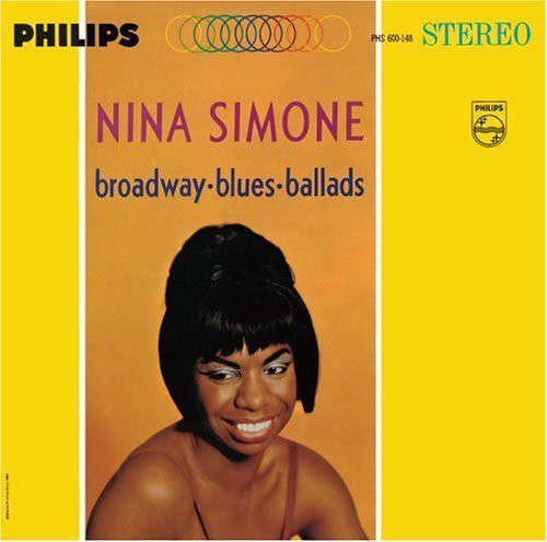 Bild Nina Simone - Broadway - Blues - Ballads (LP, Album, RE) Schallplatten Ankauf