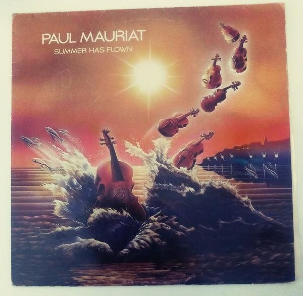 Cover Paul Mauriat - Summer Has Flown (LP, Album) Schallplatten Ankauf